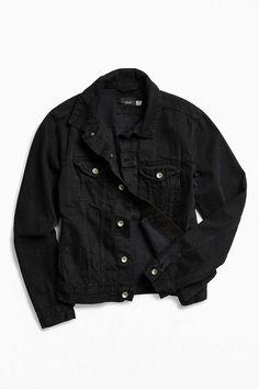 BDG Core Denim Trucker Jacket