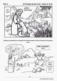 El Rincón de las Melli: LITURGIA: CICLO A
