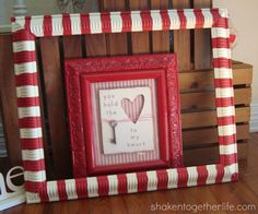 Decorate for Valentine's Day