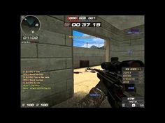 VJ Troll's game video: 노줌조아 영상 16번째 16th video of No Zoom Sniper! HD