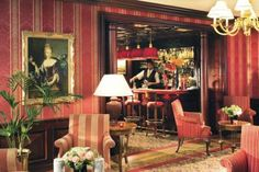 Franklin Roosevelt Hotel in Paris (on the Champs-Elysees)