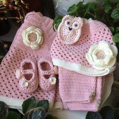 Baby#crochet#pink