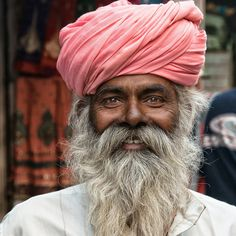 Free Image on Pixabay - Human, India, Hindu, Portrait Free Pictures, Free Images, Yolo, Long Beards, Photographs Of People, Beard Styles, Bearded Men, Perfect Match, Colors