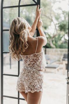Lace Bridal Robe, Bridal Boudoir, Bridal Lingerie, Lingerie Set, Women Lingerie, Bridal Shower Dresses, Jolie Lingerie, Bridesmaid Robes, Pretty Lingerie