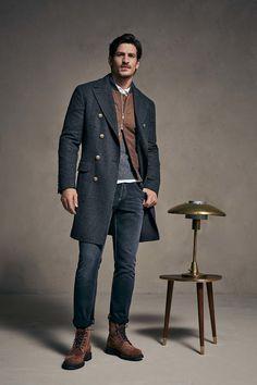 7bbdaf7963 Brunello Cucinelli Fall 2018 Menswear Fashion Show Collection