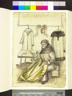 Die Hausbucher der Nurnberger Zwolfbruderstiftungen Wentzel Schneider Amb. 317.2° Folio 130 recto