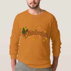 Men's Sweatshirt-Oktoberfest Sweatshirt - autumn gifts templates diy customize