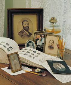 7 non-traditional ways to record your family's history