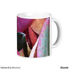 Outono II Caneca Mugs, Tableware, Autumn, Dinnerware, Tablewares, Mug, Place Settings