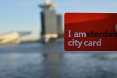 I planned my first solo international trip to Amsterdam five weeks before I was to depart.  The I Amsterdam Card helped me get around Amsterdam.