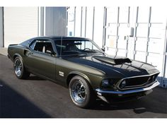 Cost Mustang racing strip