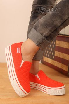 Autumn new a low pedal bangtao feet thick-soled platform shoes woman Korean people of the wave of casual canvas shoes authentic Item's description Korean People, Nike Free Shoes, Platform Sneakers, Workout Wear, Comfortable Shoes, Casual Outfits, Footwear, Trending Outfits, Sneakers Women