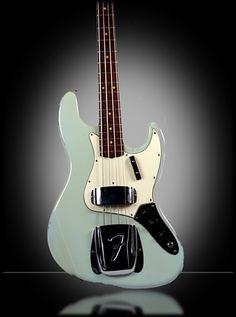 1964 Fender Jazz bass- Droll worthy!