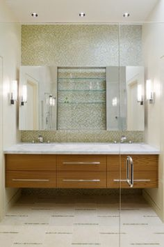 Young - modern - bathroom - san francisco - John Lum Architecture, Inc. AIA
