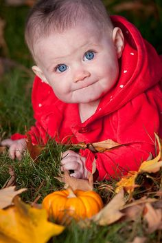 Autumn photo shoot