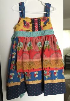 741e1106a Check out this listing on Kidizen: EUC Matilda Jane Barnyard Dress Size 4  #shopkidizen