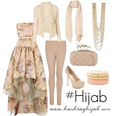Hashtag Hijab Outfit #17, created by hashtaghijab on Polyvore