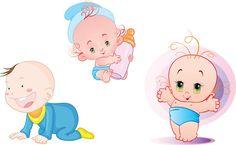 Cartoon Baby, Children, Kids 08