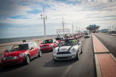 MINIs on The Pier in Saint Petersburg FLA for Surreal Sunday - Number 5