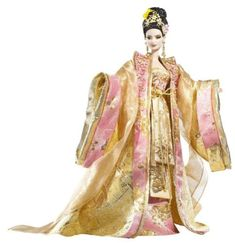 Barbie Collector # L9660 Empress of the Golden Blossom NRFB