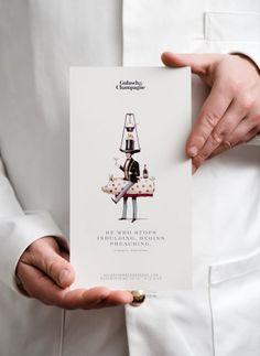Gulasch & Champagne – moodley brand identity