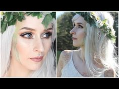 (4) MOTHER NATURE Inspired Makeup - NYX FACE AWARDS Entry Video! - YouTube