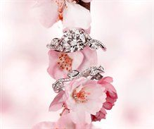 Adonis rose collection from De Beers