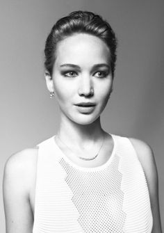"""""""There are actresses who build themselves and there are actresses who are built by others. I want to build myself."""" - Jennifer Lawrence"""