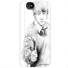 Ron Weasley Sketch iPhone Case