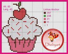 Dhebyart: Vassoio Cupcakes