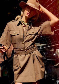 Dreaming of Dior: Karolina Kurkova by Cedric Buchet for ELLE Italia May 2015