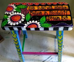 Laurie Miller Designs - Designed with Heart. . .Dazzled by Hand.: All in a days work!! I love my paint Job!!