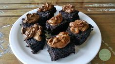 Jacki's Feed - Grain-less Brownies made with Sweet Potatoes