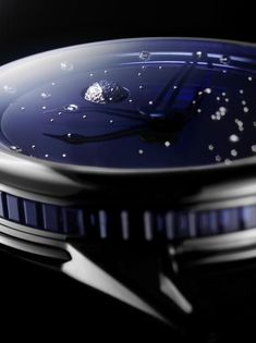 De Bethune DB25 watch recreates the magic with a bejeweled moon