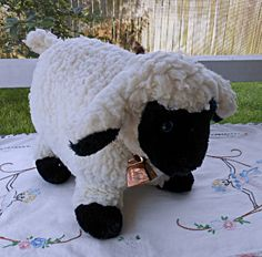 17 Best Fun Plush Images Plush Stuffed Animals Black Sheep