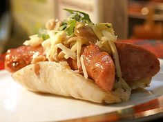 Sticky Rice Roll stuffed with Sausages大腸包小腸: Tai Xue Kou Da Chang Bao Xiao Chang in Gong Guan 太學口大腸包小腸(公館)