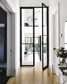 Hallway dream. Just look at these doors! Credit: Bauer Syndication.