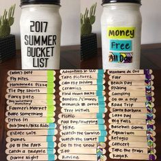 Date Night in a Jar Ideas 2017 summer bucket list DIY jar couple summer activities craft . Date Night Jar, Diy Crafts For Boyfriend, Cute Boyfriend Gifts, Boyfriend Ideas, Boyfriend Surprises, Dates In A Jar, 365 Jar, 365 Note Jar, Cute Date Ideas