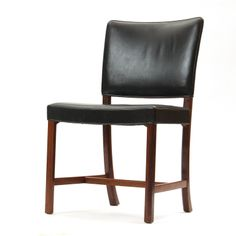 Chair by Ole Wanscher | From a unique collection of antique and modern side chairs at http://www.1stdibs.com/seating/side-chairs/