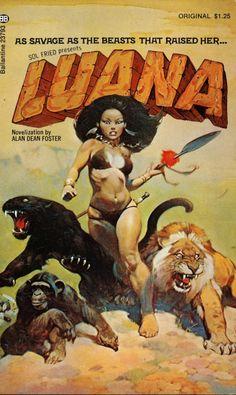 Frank Frazetta (1974 Ballantine novelization)