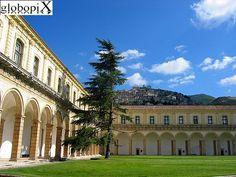 Certosa di Padula - Certosa di Padula - Chiostro Grande