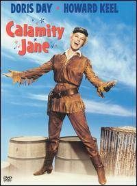 Calamity Jane - Starring Doris Day, Howard Keel, Allyn Ann McLerie and Philip Carey Howard Keel, Western Film, Old Movies, Great Movies, Awesome Movies, Famous Movies, Vintage Movies, Vintage Ads, Movies Showing