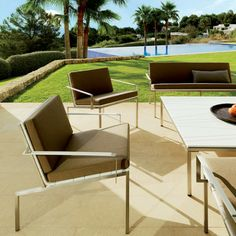 Chaminade Outdoor Lounge Chair »