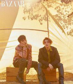 """iKON for Harper's Bazaar March issue . More photos and interviews of iKON members who had surprise…"" (Clip) Yg Ikon, Ikon Kpop, Kpop Rappers, Ikon Member, Ikon Debut, Jay Song, Hanbin, Yg Entertainment, Nct Dream"