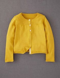 Girls Pink & Yellow 'Cube' Knitted Cardigan, Kenzo, Girl | #TOPS ...