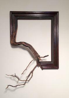 branch frame.