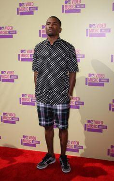 frank ocean vma 2012 red carpet mtv http://thehypebr.com/2012/09/11/flagra-nos-pes-das-celebridades-do-dia-0409-ate-1009/