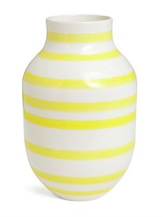 New ideas with this beautiful vase by Stilleben for Kahler Design Design Vase, Urn Vase, Vases Decor, Joss And Main, Signature Style, Decorative Plates, Sweet Home, Dining Table, Make It Yourself