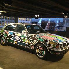 Trippy e34 BMW