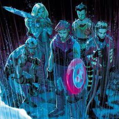 Avengers of tomorrow